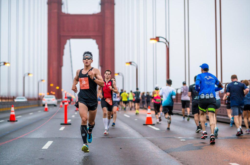 旧金山奔跑修行之旅